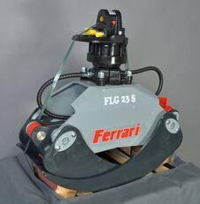 автокран FERRARI Holzgreifer FLG 23 XS + Rotator FR55 F