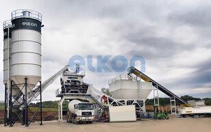 новый бетонный завод ELKON Kompaktowy węzeł betoniarski ELKOMIX-160 QUICK MASTER