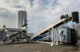 бетонный завод FRUMECAR Fastmix * DIE BETONTANKSTELLE *
