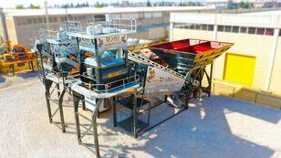 новый бетонный завод Fabo TURBOMIX-120 MOBILE CONCRETE PLANT READY IN STOCK