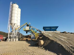 новый бетонный завод PROMAX Central de Betão Móvel  M60-SNG (60m³ / h)