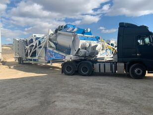 новый бетонный завод PROMAX МОБИЛЬНЫЙ БЕТОННЫЙ ЗАВОД M120-TWN (120m3/h)