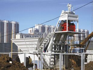 новый бетонный завод SEMIX Compact 30 SEMIX KOMPAKTOWE WĘZŁY BETONIARSKIE