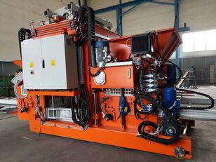 новое оборудование для производства бетонных блоков SUMAB E-12 (2000 blocks/hour) Movable block machine